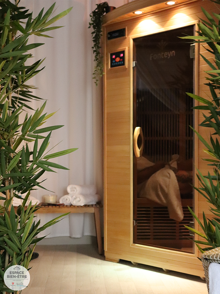 Spa sensation sauna